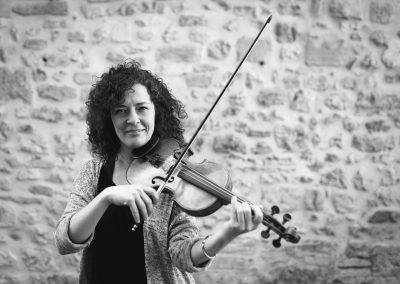 Blanca Altable Fiddle Castellano