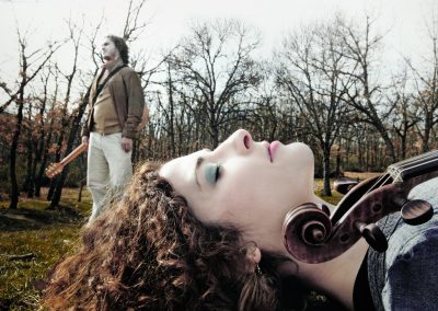 Blanca Altable, fiddle castellano, castilla, violin, violinista, burgos.