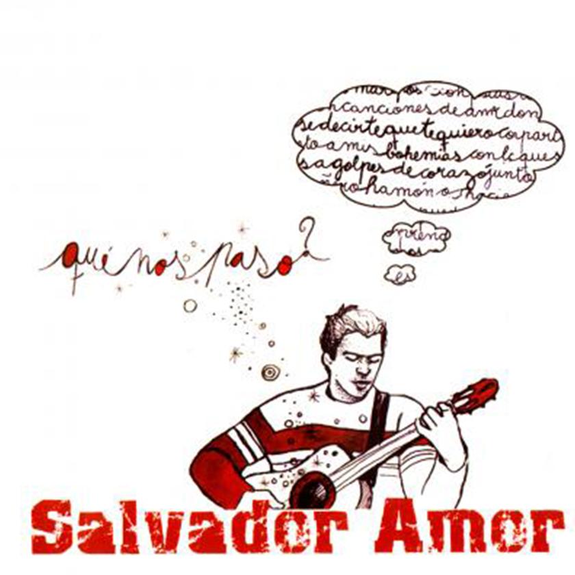 Salvador Amor - Qué nos Pasó